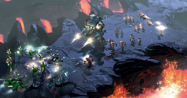 Dawn of War 3 (Bild: Sega)