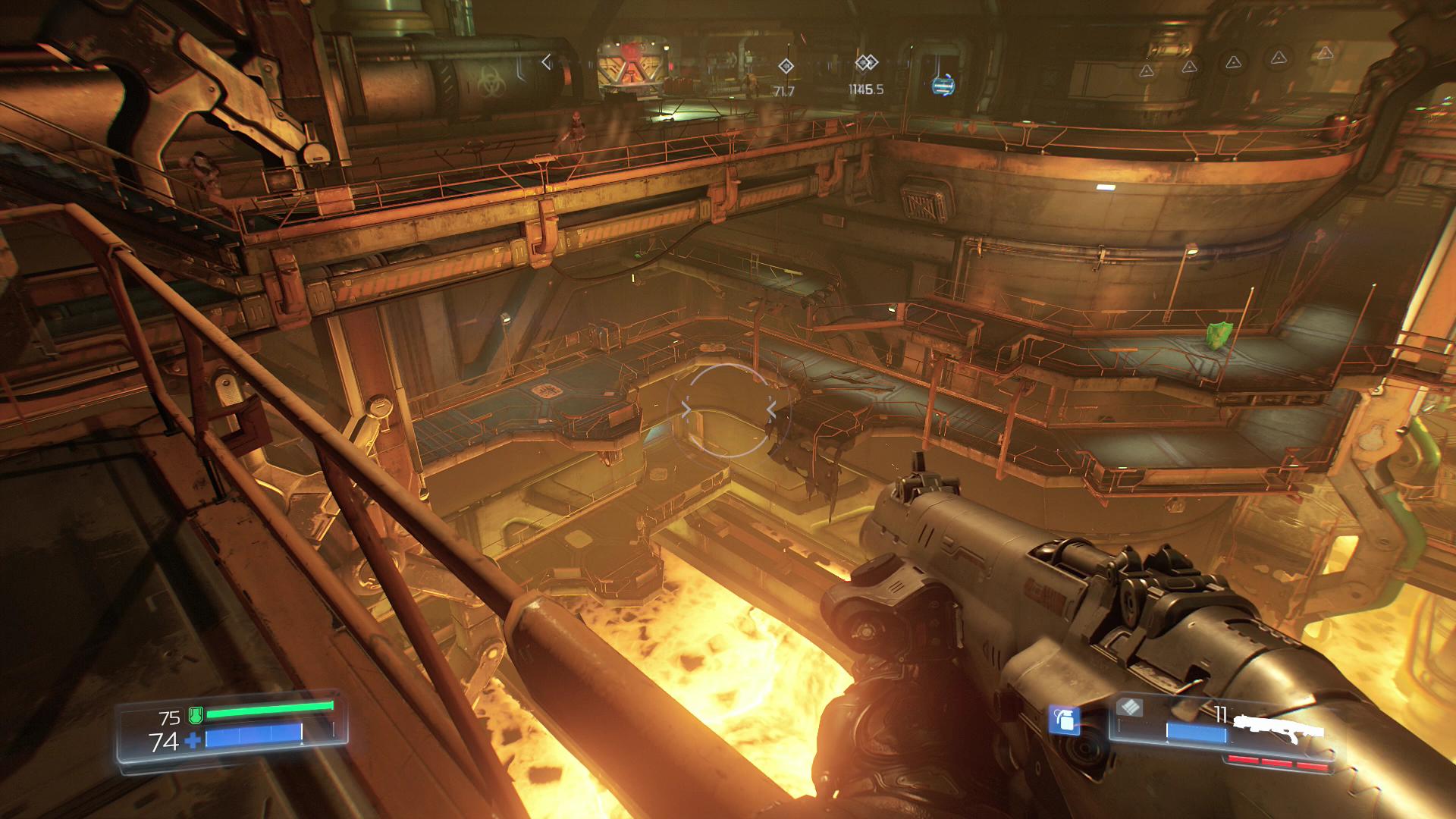Doom im Test: Die beste blöde Ballerorgie -