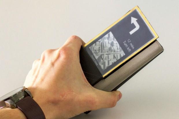 Das Flexcase-Cover im Einsatz (Bild: Media Interaction Lab)