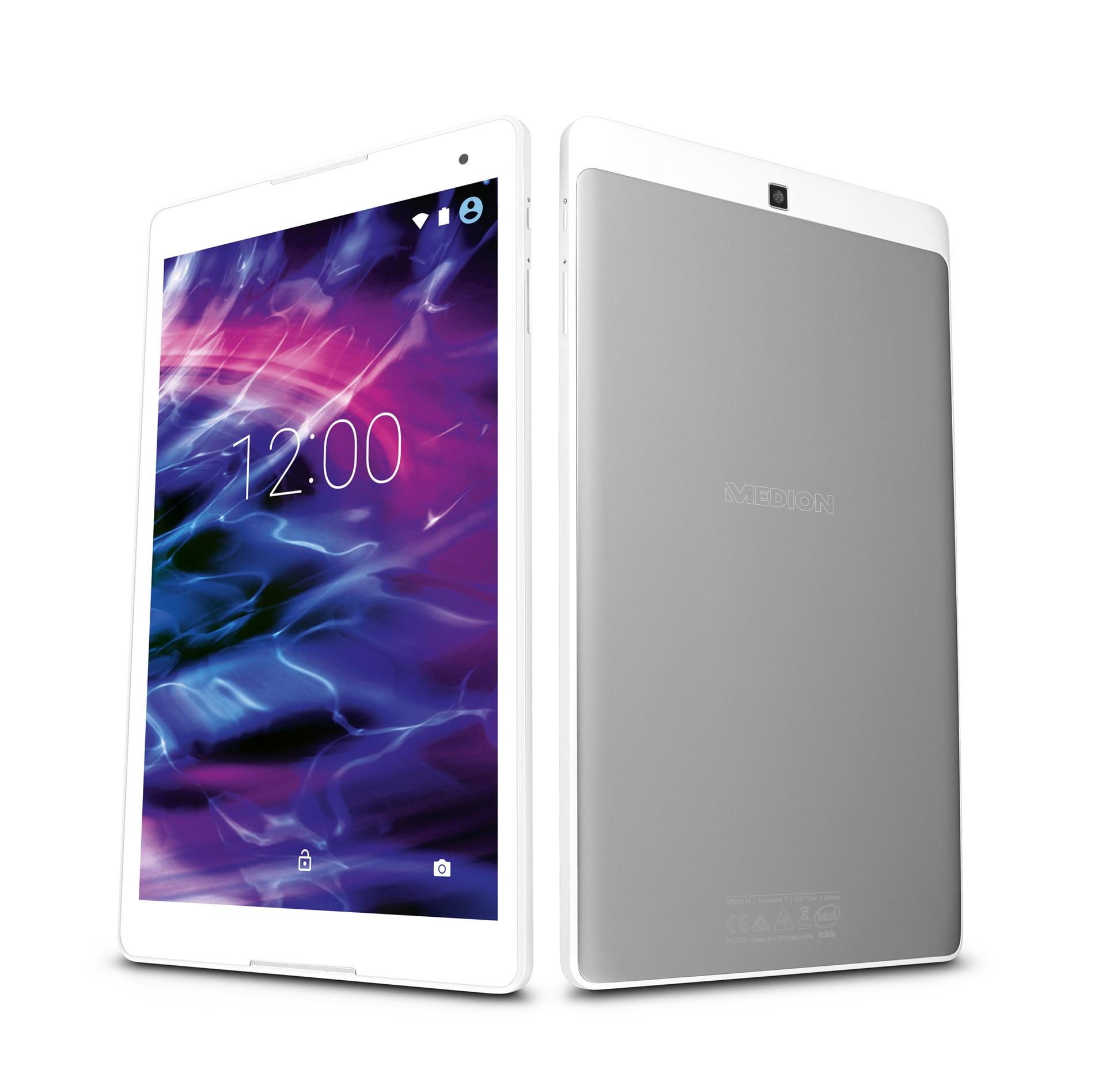 Medion P10506: Full-HD-Tablet mit HDMI-Buchse gibt es wieder für 200 Euro - Medion P10506 (Bild: Medion)