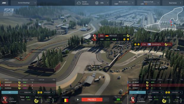 Motorsport Manager (Bild: Sega)
