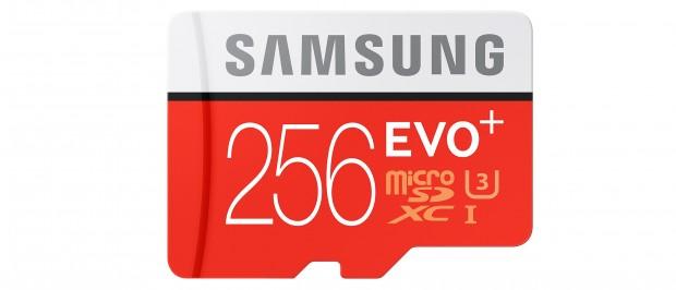 MicroSD Evo Plus (Bild: Samsung)