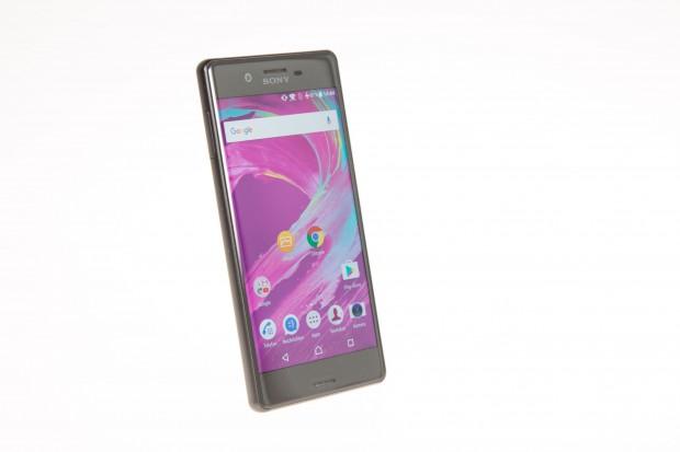 Sonys Xperia X mit Full-HD-Display (Bild: Martin Wolf/Golem.de)