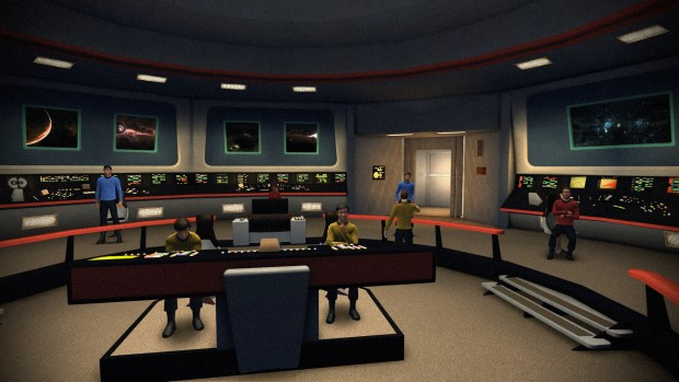 Star Trek Online - Agents of Yesterday (Bild: Perfect World)