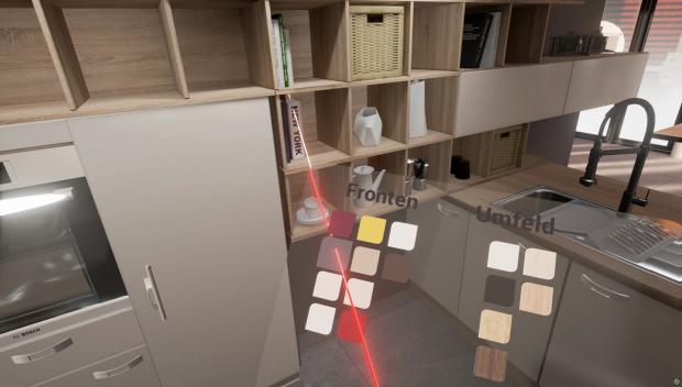 vr wir haben eine k che in new york. Black Bedroom Furniture Sets. Home Design Ideas