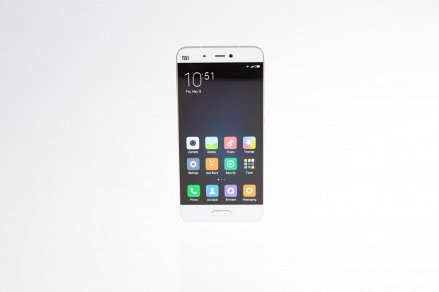 Das Mi5 von Xiaomi (Bild: Martin Wolf/Golem.de)