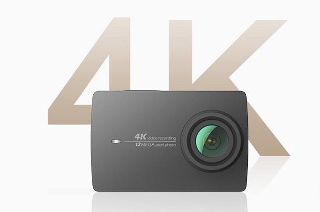 YI 4K: Xiaomi greift mit 4K-Actionkamera GoPro an - YI 4K (Bild: Xiaomi)