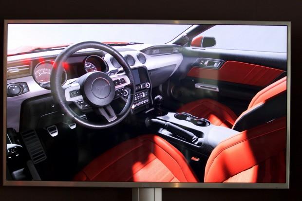 So sollen die fertigen Cockpits aussehen. (Foto: Michael Wieczorek/Golem.de)