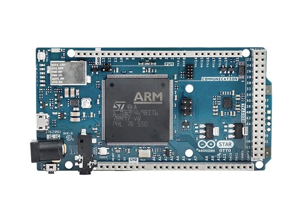Arduino Star Otto - Front (Bild: Arduino.org)