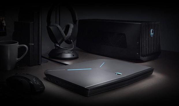 Alienware 13 R2 (Bild: Dell)