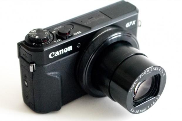 Canon PowerShot G7 X II (Bild: Andreas Donath)