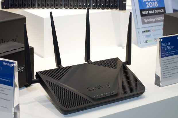 Synologys zweiter Router ... (Foto: Andreas Sebayang/Golem.de)