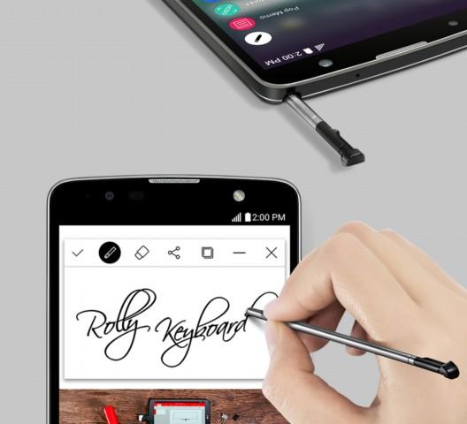 Das neue Stylus 2 Plus von LG (Bild: LG)