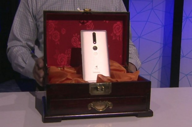 Das Phab 2 Pro von Lenovo (Screenshot: Golem.de)