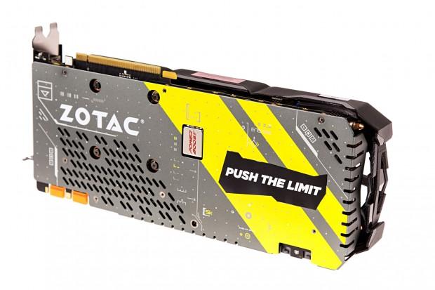 Zotacs GTX 1080 Amp Extreme (Foto: Martin Wolf/Golem.de)