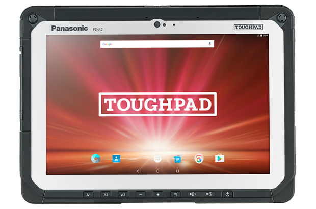 Das neue Toughpad FZ-A2 von Panasonic (Bild: Panasonic)