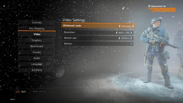 Per VRS sind mehr als 60 Hz möglich. (Screenshot: Marc Sauter/Golem.de)