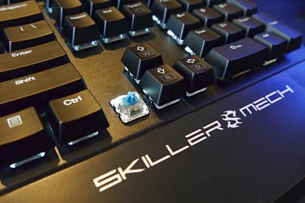 Sharkoon Skiller Mech (Foto: Marc Sauter/Golem.de)