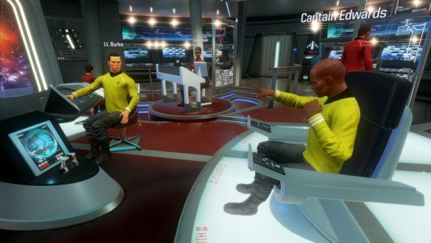 Star Trek: Bridge Crew (Bild: Ubisoft)