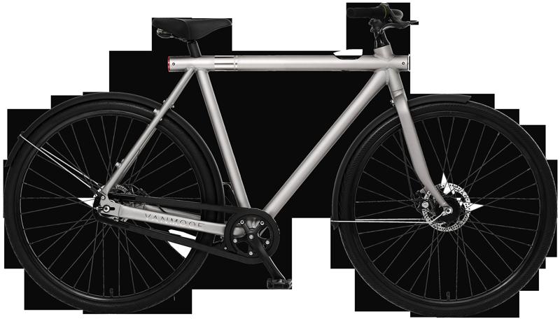 Vanmoof Smartbike: GSM-Modul im Fahrrad trickst Diebe aus - Vanmoof Smartbike (Bild: Vanmoof)