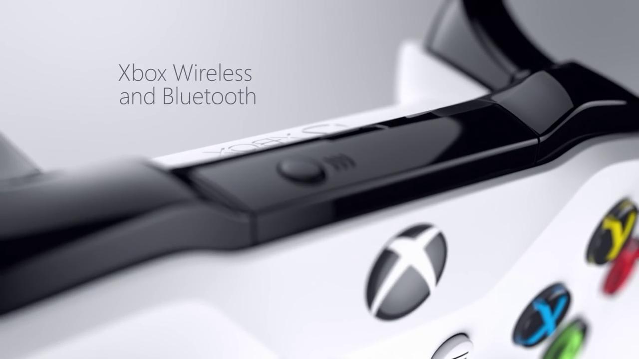 Xbox One S: Microsofts schlanke 4K-HDR-Konsole im Detail -