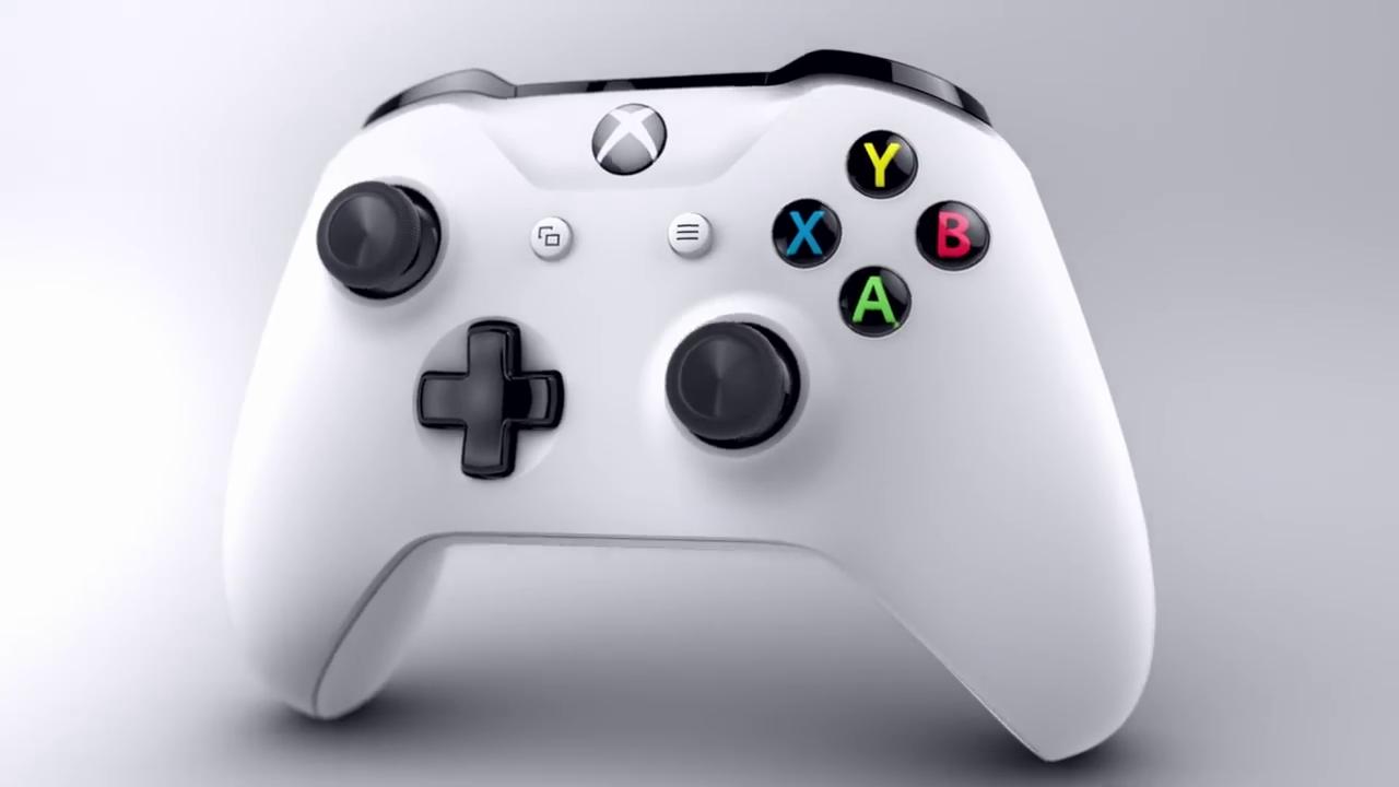 Xbox One S: Microsofts schlanke 4K-HDR-Konsole im Detail - Xbox-One-S-Controller (Bild: Microsoft)