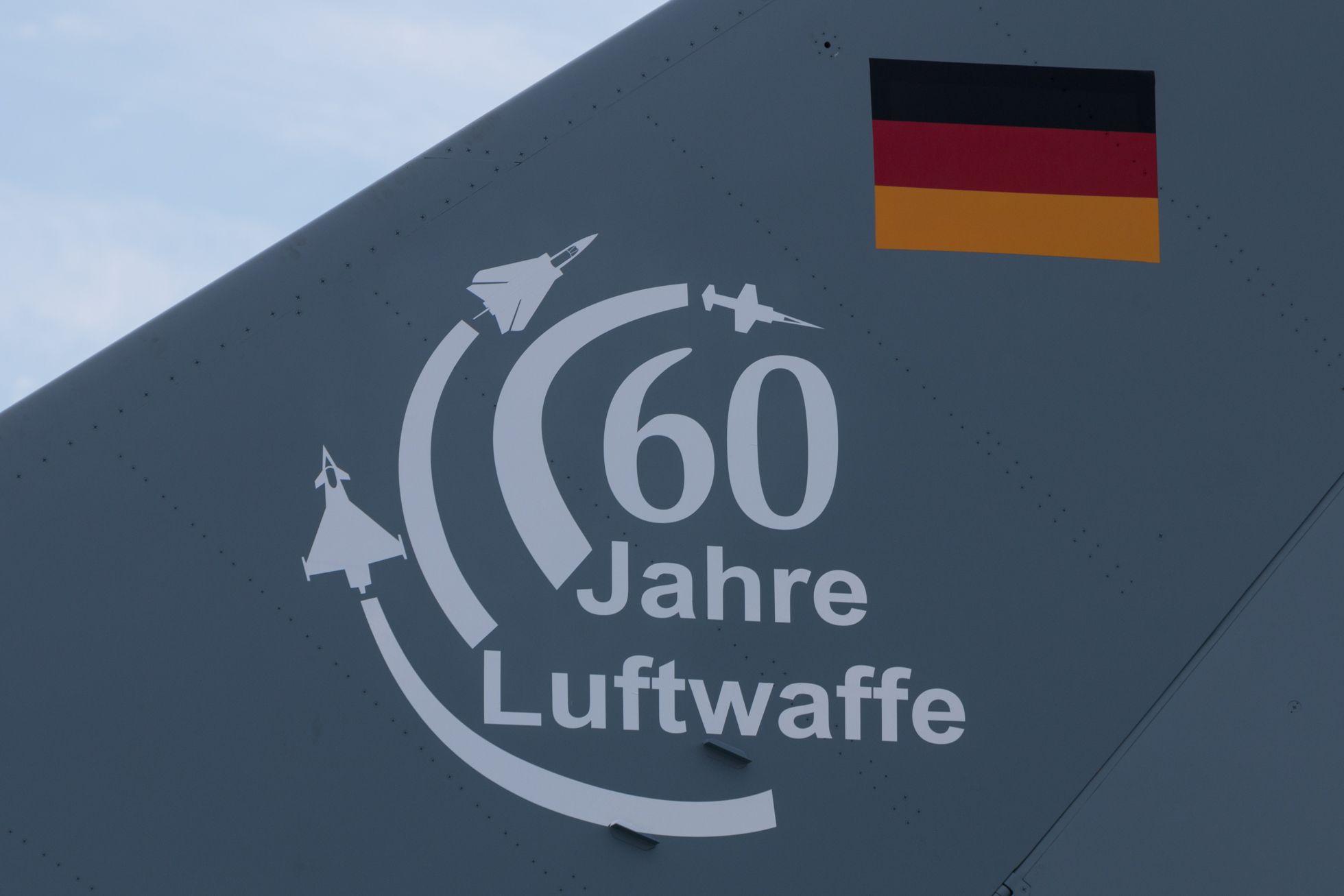 Luftfahrt: Drohnen, Schwerelosigkeit und ein Flieger aus dem 3D-Drucker - ... die in diesem Jahr 60 wird. (Foto: Werner Pluta/Golem.de)