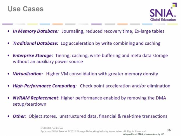 Viele Server-Anwendungen können von NVDIMM profitieren.  (Bild: Nico Ernst)