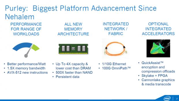 Die nächsten Skylake-Xeons unterstützen NVDIMM.  (Bild: Nico Ernst)