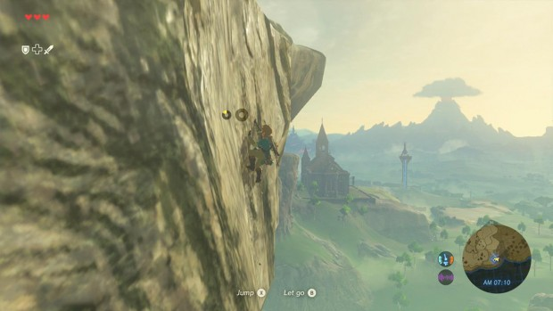 The Legend of Zelda - Breath of the Wild (Screenshot: Nintendo)