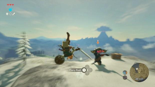 The Legend of Zelda - Breath of the Wild (Screenshot: Nintendo)