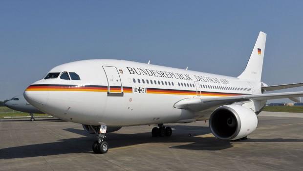 In dem Airbus A310 waren früher Kanzler und Minister unterwegs. (Foto: DLR, CC-BY 3.0)
