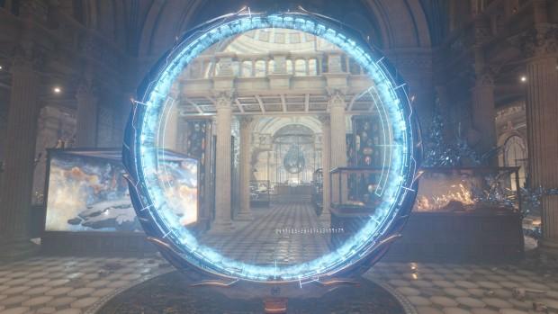 3DMark Time Spy, Demo (Screenshot: Futuremark)