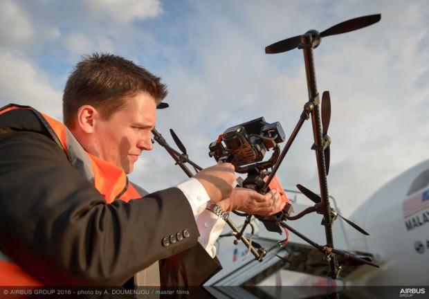 Airbus Aircam (Bild: Airbus)