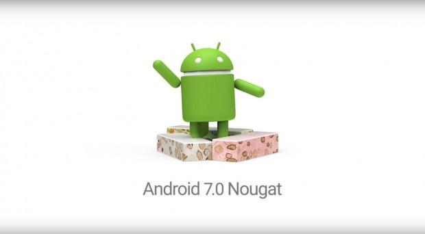 Offizielles Logo für Android 7.0 alias Nougat (Bild: Google)