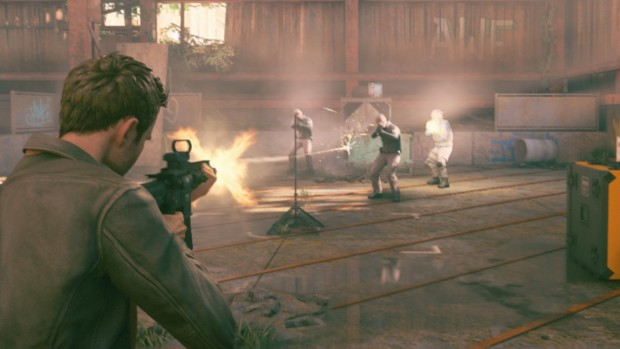Testszene Quantum Break (Screenshot: Marc Sauter/Golem.de)