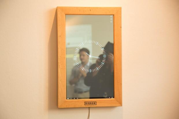 Der digitale Spiegel Dirror (Bild: Martin Wolf/Golem.de)