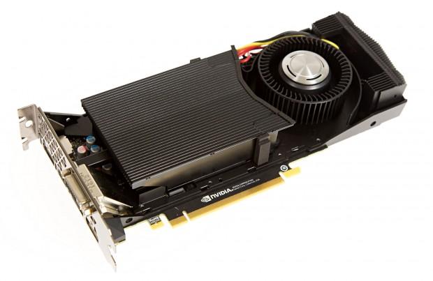 Geforce GTX 1060 ohne Abdeckung (Foto: Martin Wolf/Golem.de)