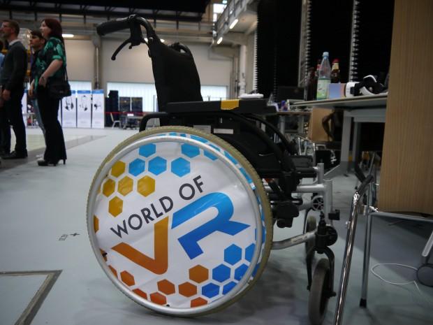 Team 12 wollte mit Fairreality Menschen mit und ohne Behinderung neue Erfahrungen ermöglichen. (Bild: Jan Bojaryn)