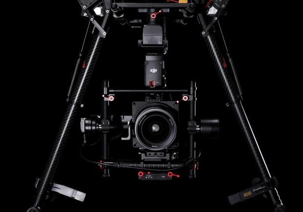 Hasselblad A5D und DJI Matrice 600 (Bild: Hasselblad)