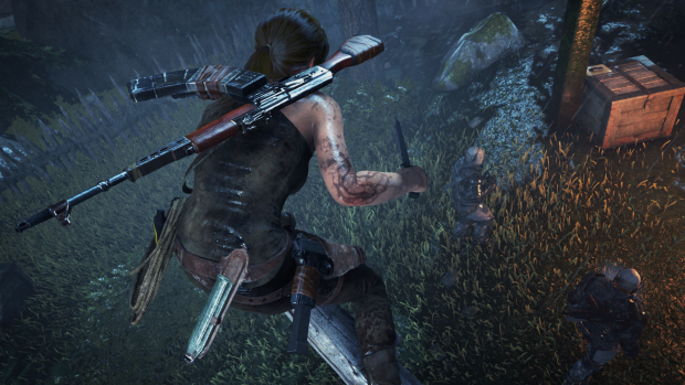 Rise of the Tomb Raider - Blutsbande (Bild: Square Enix)