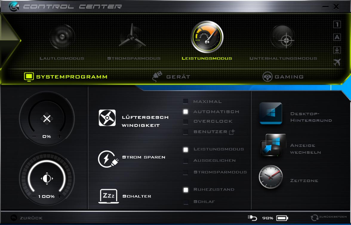 Core i7-6820HK: Das bringt CPU-Overclocking im Notebook -