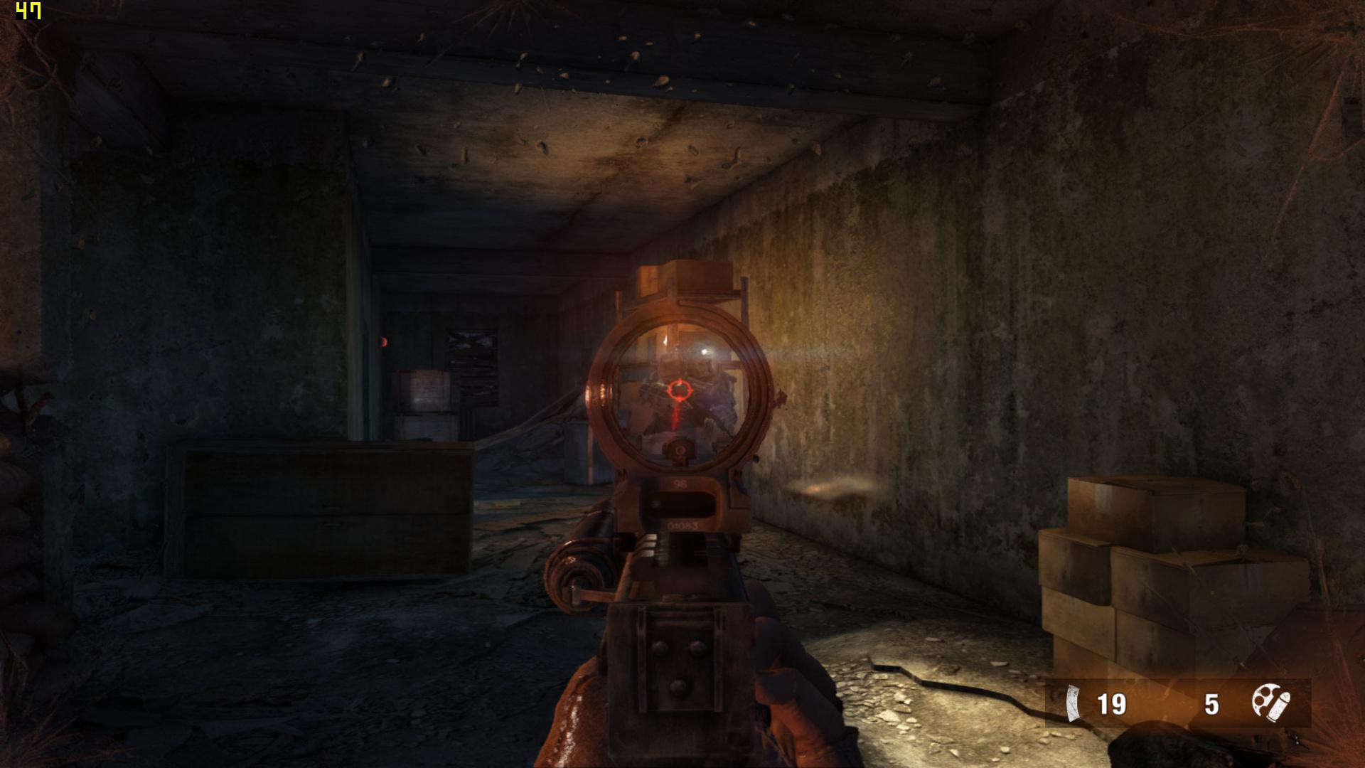 Mini-PC Skull Canyon im Test: Totenkopf-NUC mal nicht von ihren Treibern ermordet - Metro Last Light Redux in 1080p auf dem Skull Canyon (Screenshot: Marc Sauter/Golem.de)
