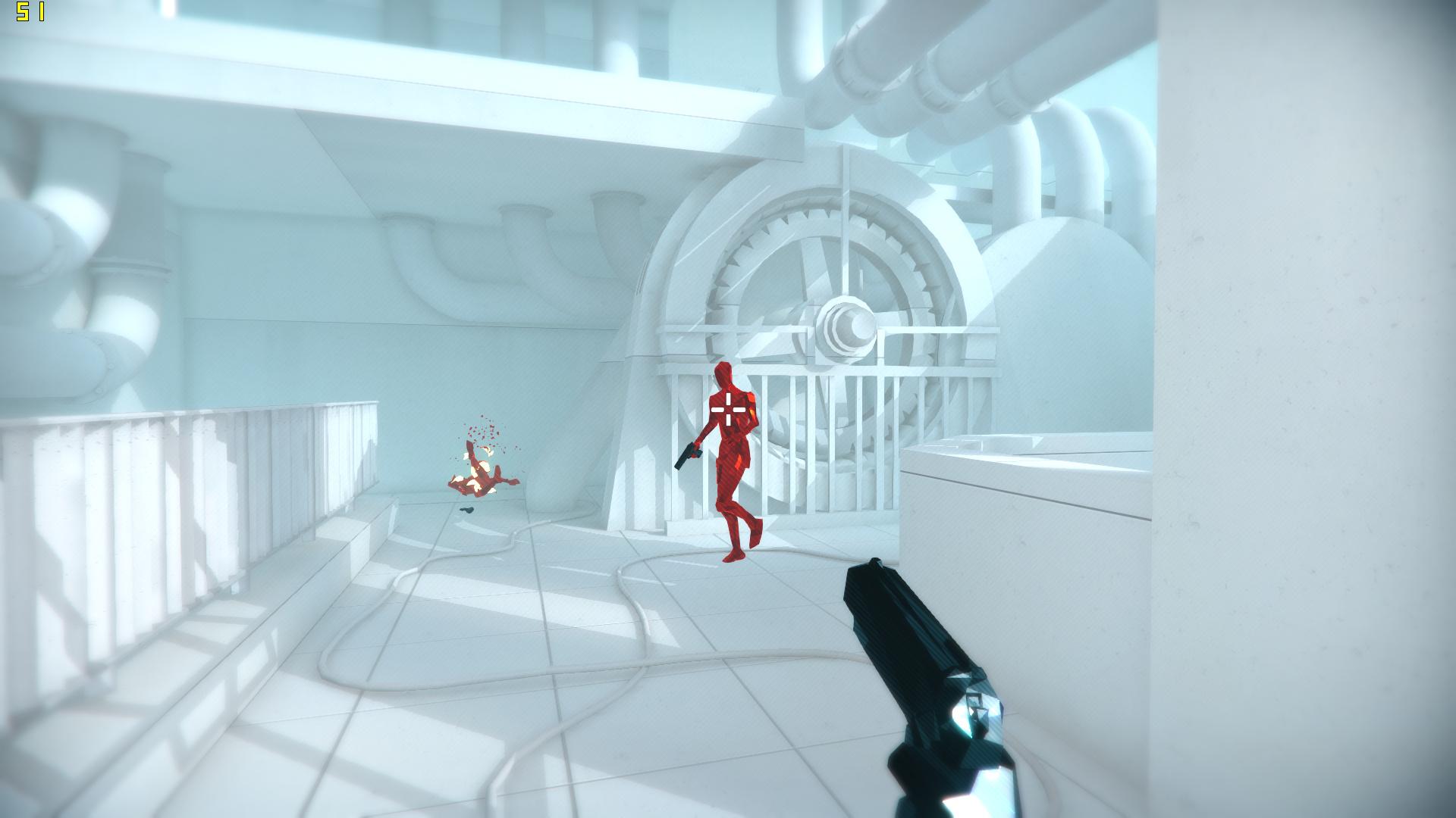 Mini-PC Skull Canyon im Test: Totenkopf-NUC mal nicht von ihren Treibern ermordet - Super Hot in 1080p auf dem Skull Canyon (Screenshot: Marc Sauter/Golem.de)
