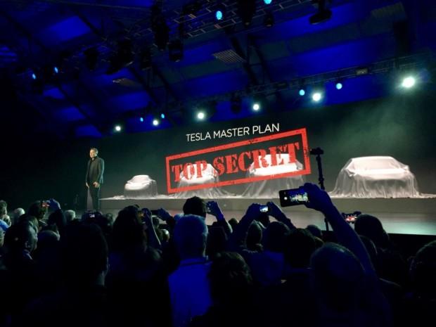 Elon Musk hat einen neuen Masterplan für Tesla vorgestellt. (Foto: Dirk Kunde)