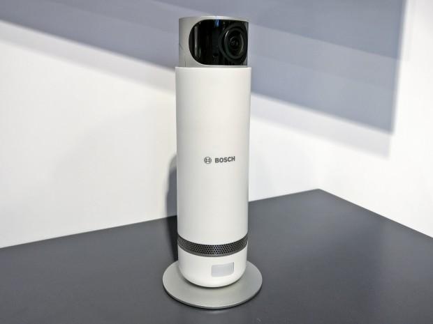 smart home bosch stellt neue kameras und multifunktionsrauchmelder vor. Black Bedroom Furniture Sets. Home Design Ideas