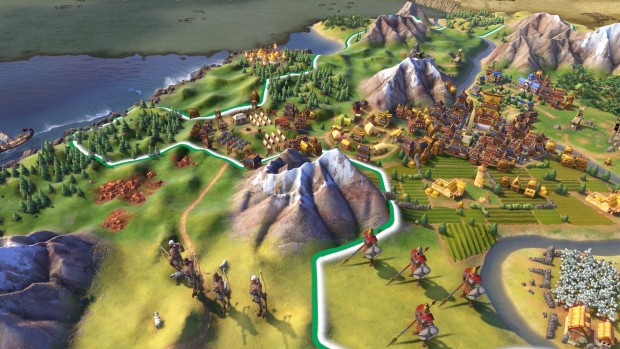 Civilization 6 (Bild: Firaxis)