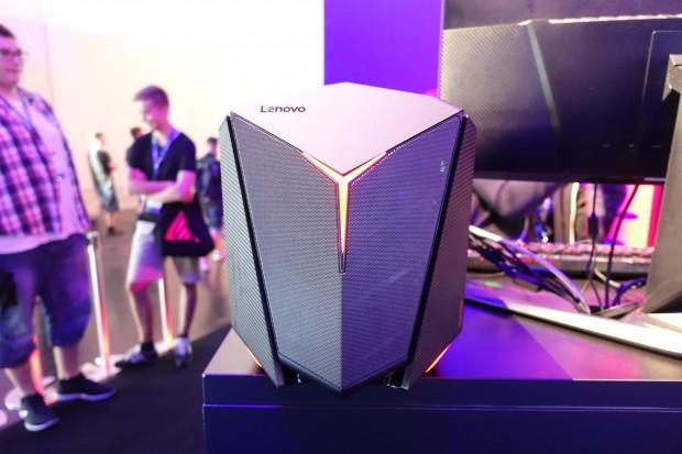 Ideacentre Y710 Cube (Bild: Sebastian Wochnik/Golem.de)