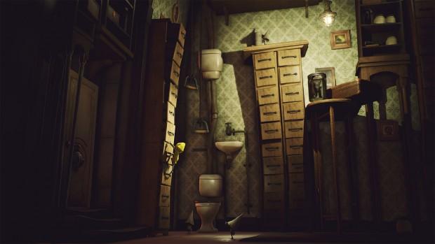 Little Nightmares (Bild: Bandai Namco)