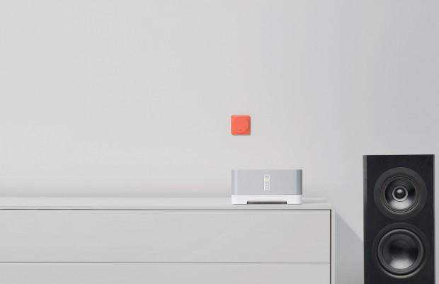 logitech pop ein universeller schalter f r das smart home. Black Bedroom Furniture Sets. Home Design Ideas